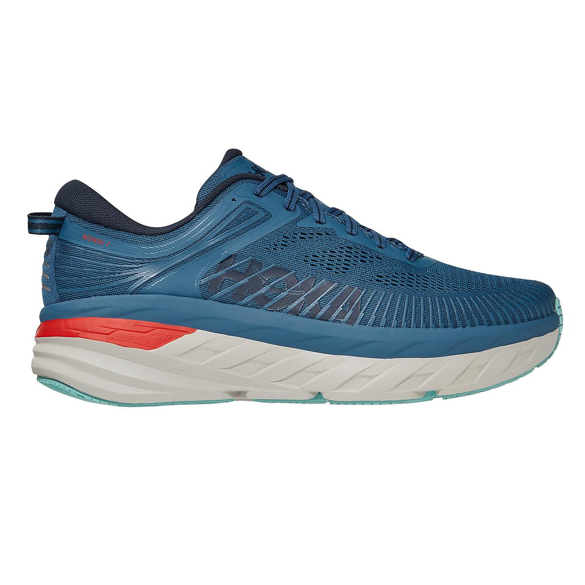 Men's Hoka One One Bondi 7 Running Shoe, , large, image 1