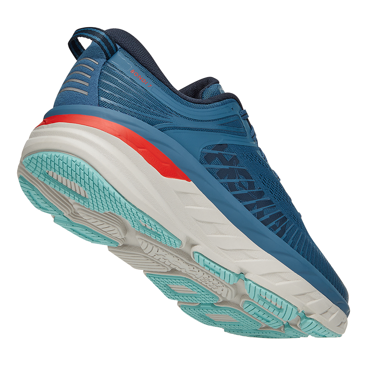Men's Hoka One One Bondi 7 Running Shoe, , large, image 5