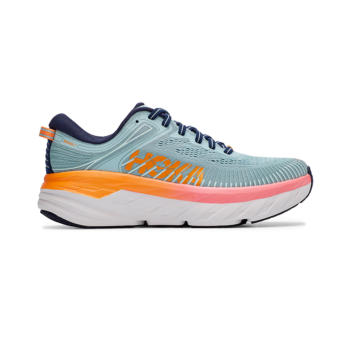 Women's Hoka One One Bondi 7 Running Shoe, , large, image 1