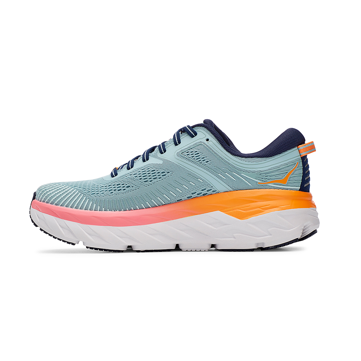 Women's Hoka One One Bondi 7 Running Shoe, , large, image 2