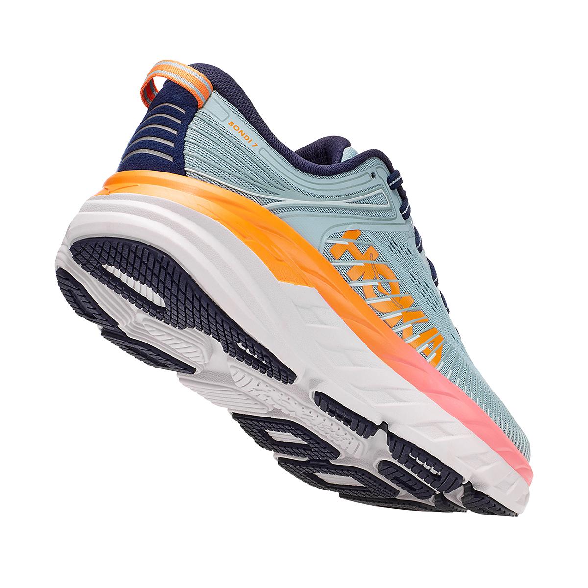 Women's Hoka One One Bondi 7 Running Shoe, , large, image 5
