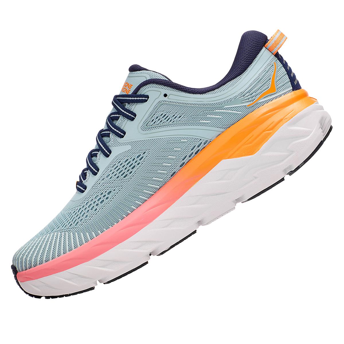 Women's Hoka One One Bondi 7 Running Shoe, , large, image 6