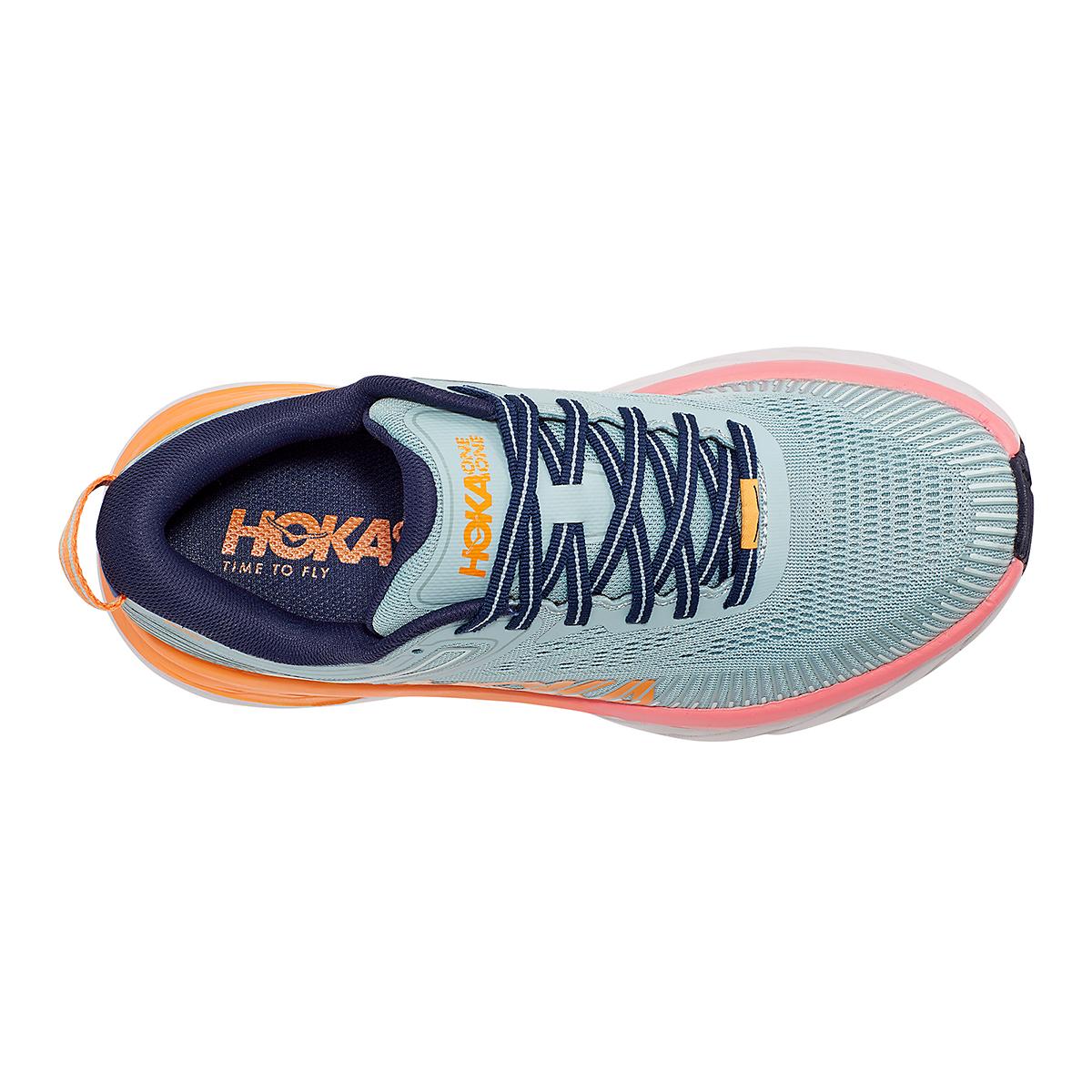 Women's Hoka One One Bondi 7 Running Shoe, , large, image 7