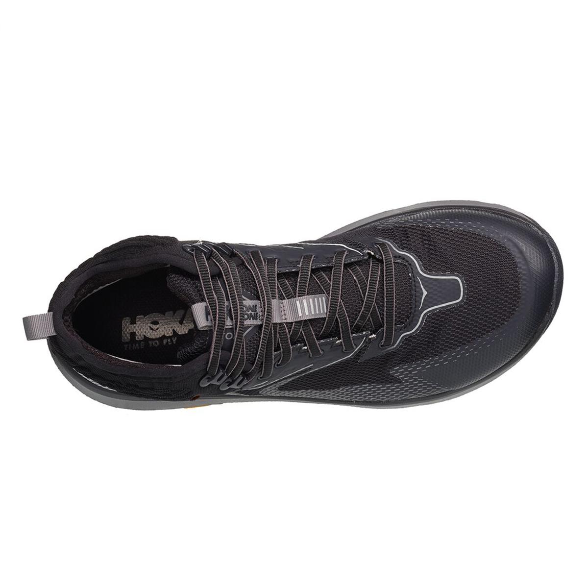Men's Hoka One One Sky Toa Gore-Tex Trail Running Shoe - Color: Phantom - Size: 7 - Width: Regular, Phantom, large, image 3