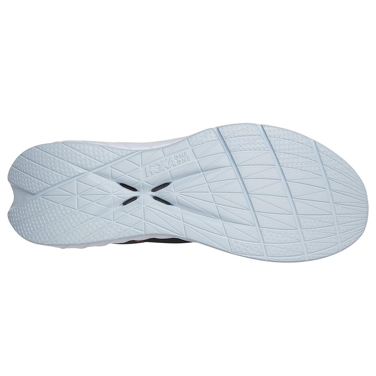 Men's Hoka One One Carbon X 2 Running Shoe - Color: Dark Shadow/Fiesta - Size: 7 - Width: Regular, Dark Shadow/Fiesta, large, image 4