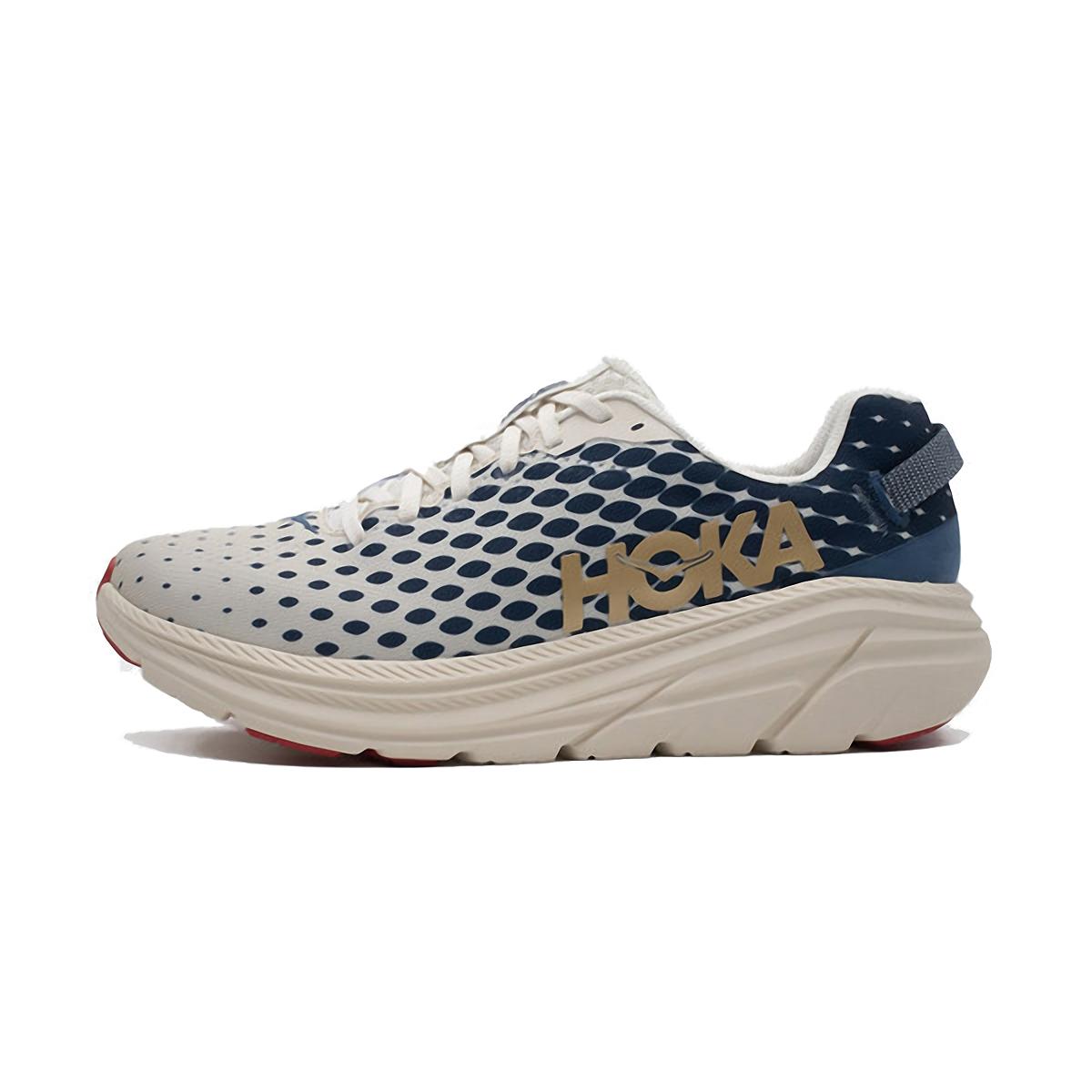 Men's Hoka One One Rincon TK Running Shoe - Color: Vintage Indigo - Size: 7 - Width: Regular, Vintage Indigo, large, image 2