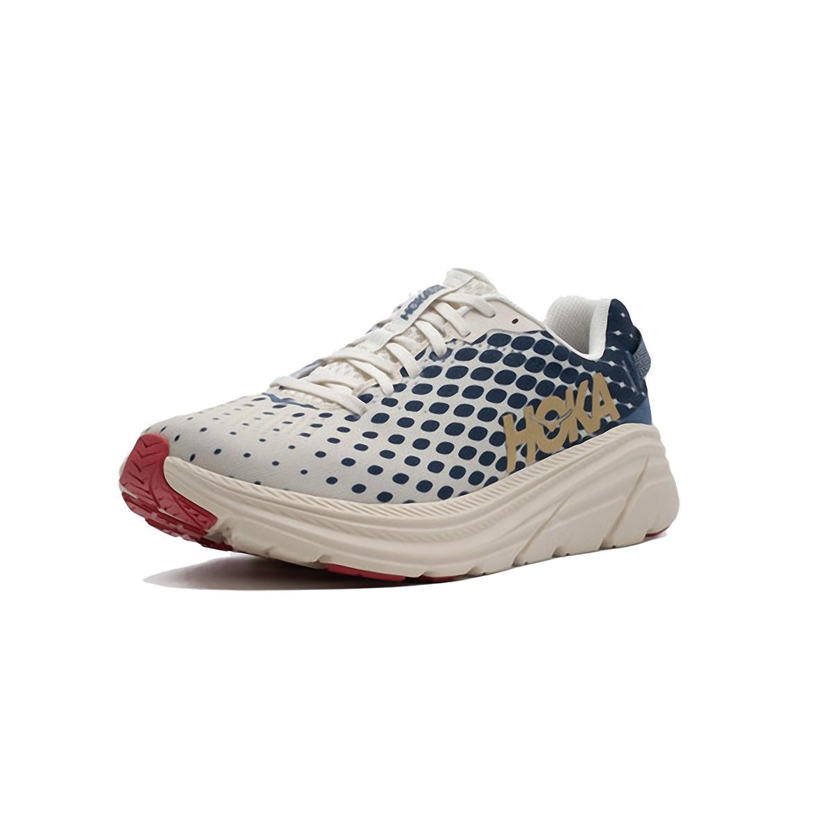 Men's Hoka One One Rincon TK Running Shoe - Color: Vintage Indigo - Size: 7 - Width: Regular, Vintage Indigo, large, image 3