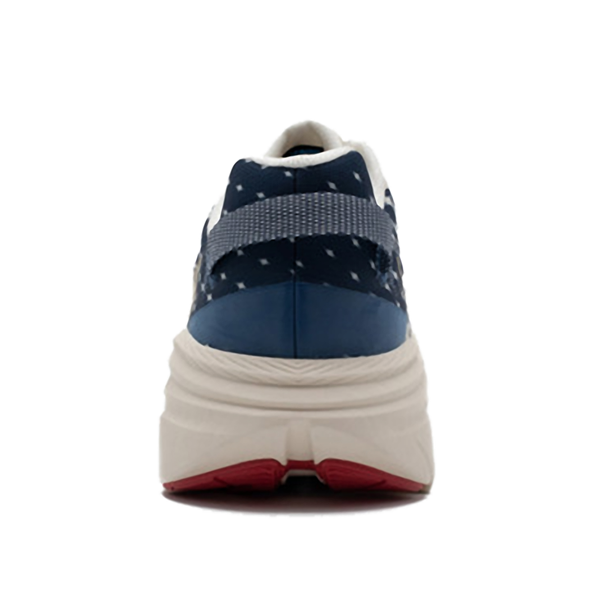 Men's Hoka One One Rincon TK Running Shoe - Color: Vintage Indigo - Size: 7 - Width: Regular, Vintage Indigo, large, image 4