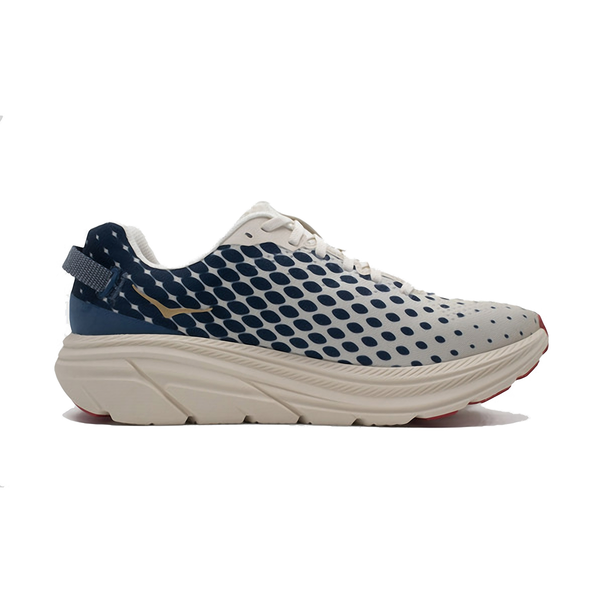 Women's Hoka One One Rincon TK Running Shoe - Color: Vintage Indigo - Size: 5 - Width: Regular, Vintage Indigo, large, image 1