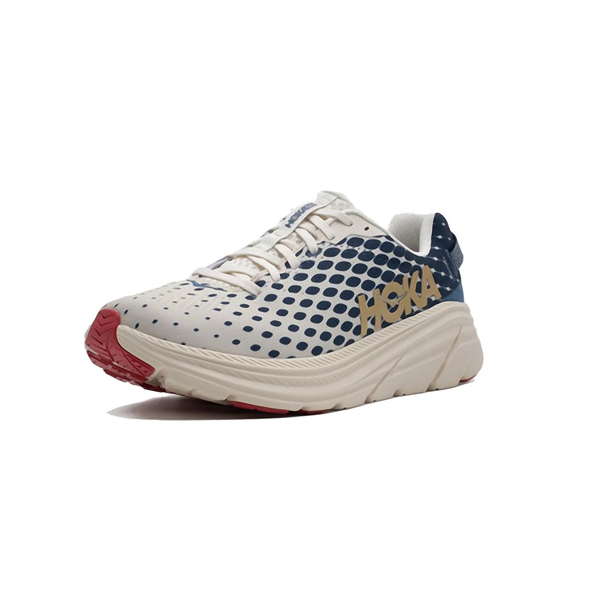 Women's Hoka One One Rincon TK Running Shoe - Color: Vintage Indigo - Size: 5 - Width: Regular, Vintage Indigo, large, image 3