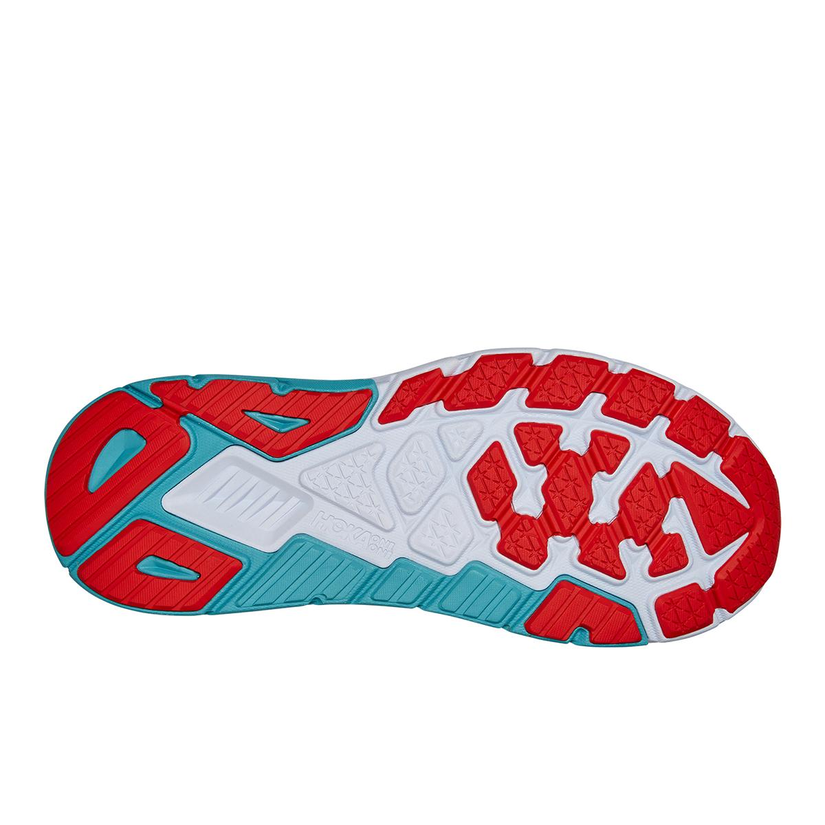 Men's Hoka One One Arahi 5 Running Shoe - Color: Harbor Mist / Aquarelle - Size: 7 - Width: Regular, Harbor Mist / Aquarelle, large, image 4