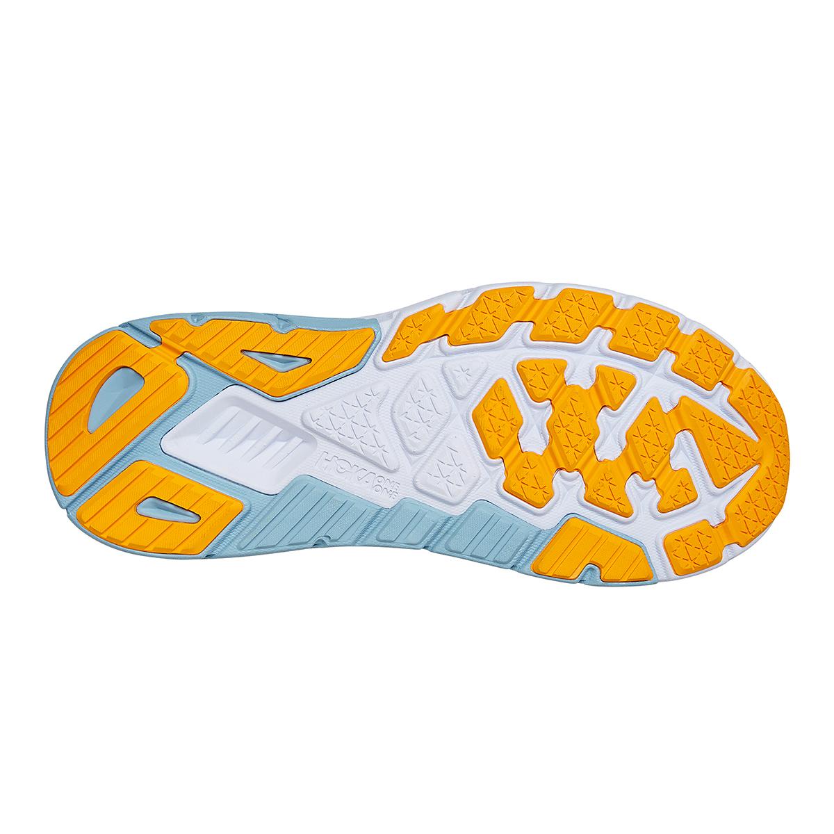 Men's Hoka One One Arahi 5 Running Shoe - Color: Ombre Blue/Blue Fog - Size: 8.5 - Width: Regular, Ombre Blue/Blue Fog, large, image 6
