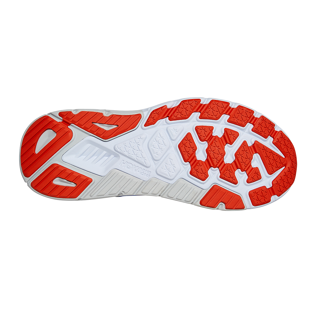 Men's Hoka One One Arahi 5 Running Shoe - Color: Turkish Sea/White - Size: 7 - Width: Regular, Turkish Sea/White, large, image 6
