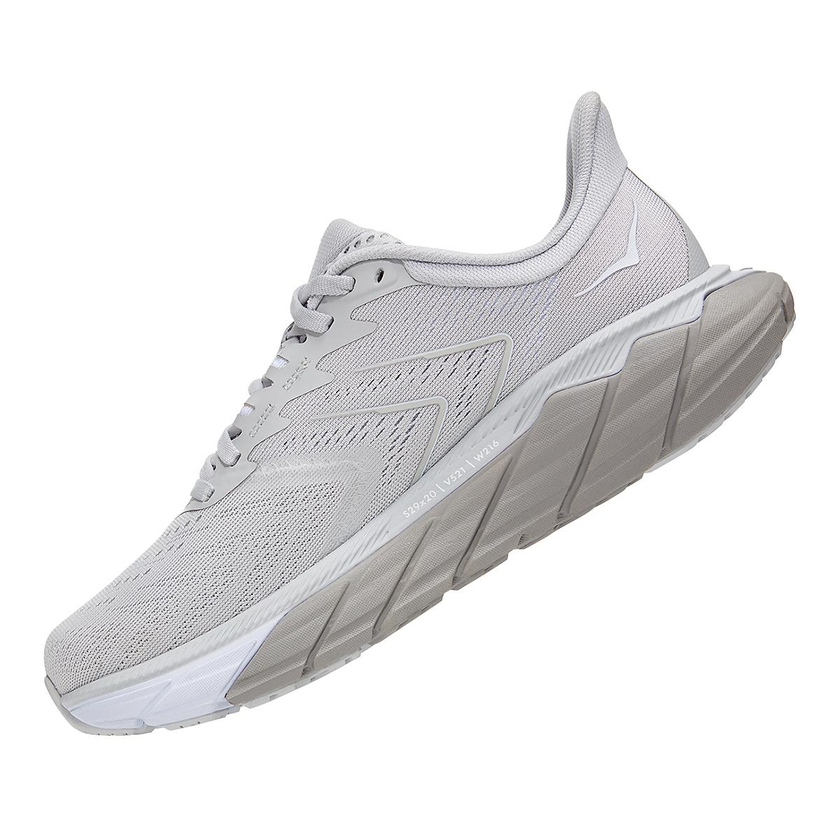 Women's Hoka One One Arahi 5 Running Shoe - Color: Lunar Rock - Size: 5 - Width: Regular, Lunar Rock, large, image 4