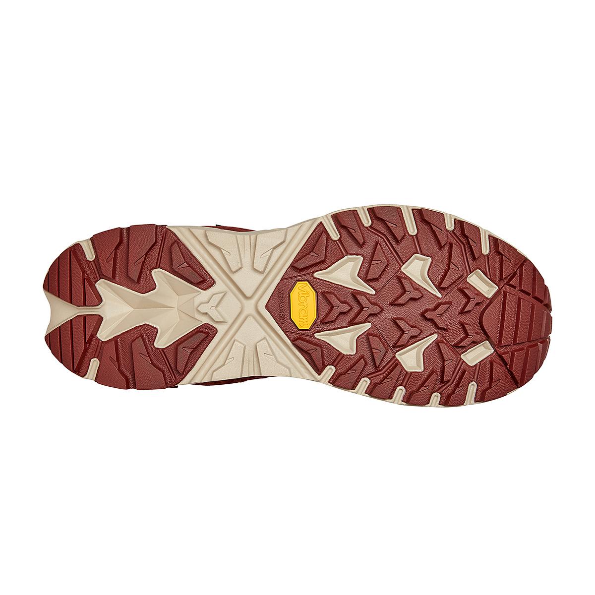 Women's Hoka One One Anacapa Low Gore-Tex Trail Running Shoe - Color: Cherry Mahogany - Size: 5 - Width: Regular, Cherry Mahogany, large, image 6
