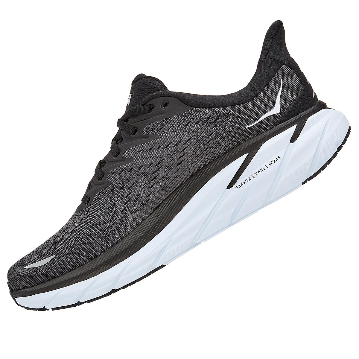 Men's Hoka One One Clifton 8 Running Shoe, , large, image 4