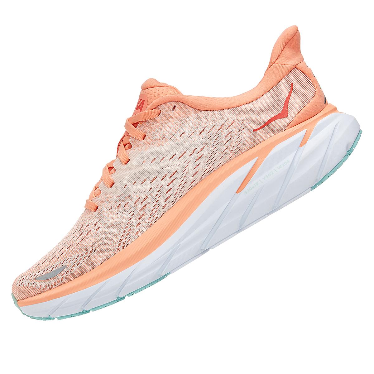 Women's Hoka One One Clifton 8 Running Shoe, , large, image 5