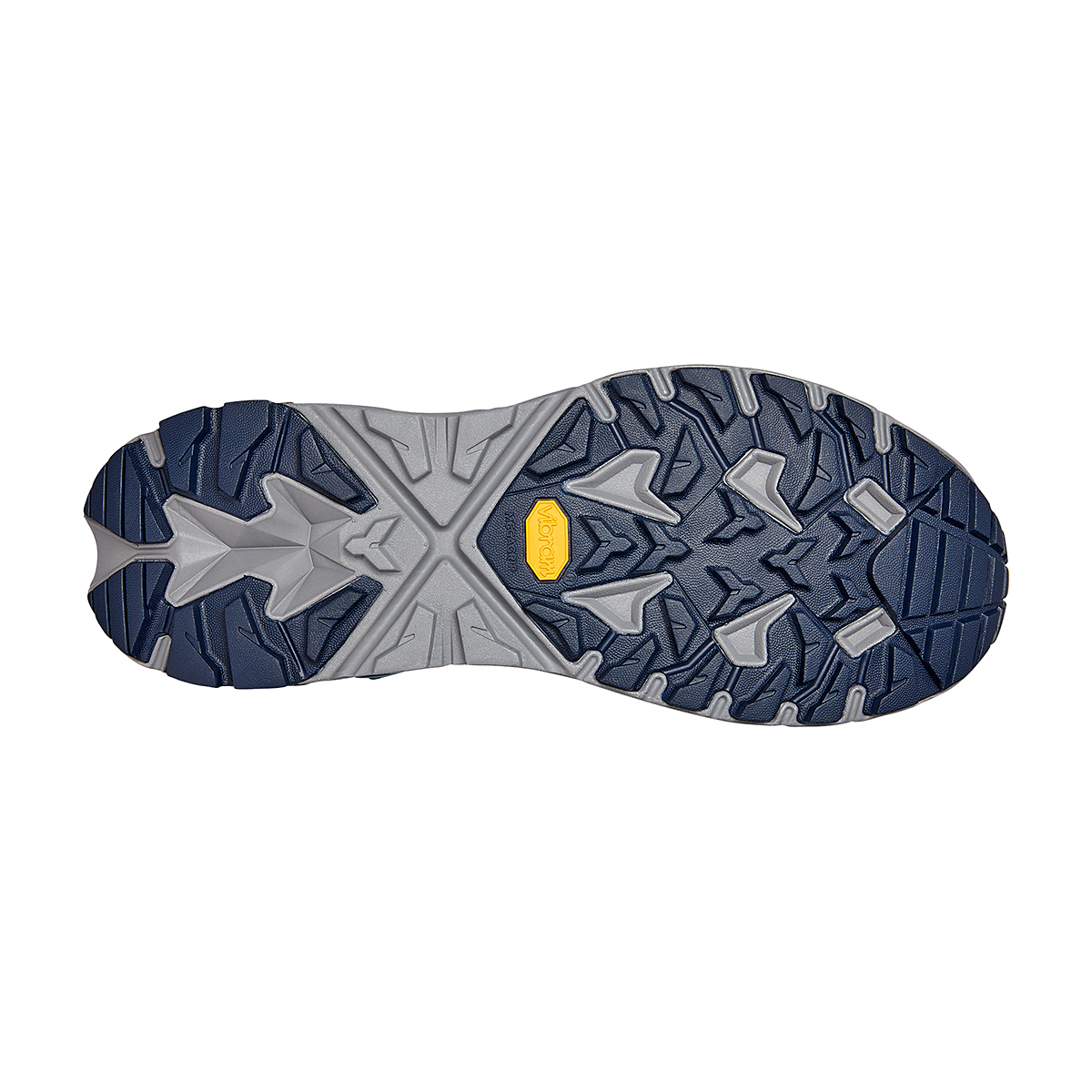 Men's Hoka One One Anacapa Mid Gore-Tex Trail Running Shoe - Color: Real Teal/Outer Space - Size: 7 - Width: Regular, Real Teal/Outer Space, large, image 6