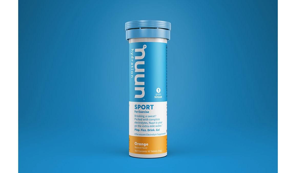Nuun Sport Drink Tablets - Flavor: Orange - Size: Box of 8, Orange, large, image 1