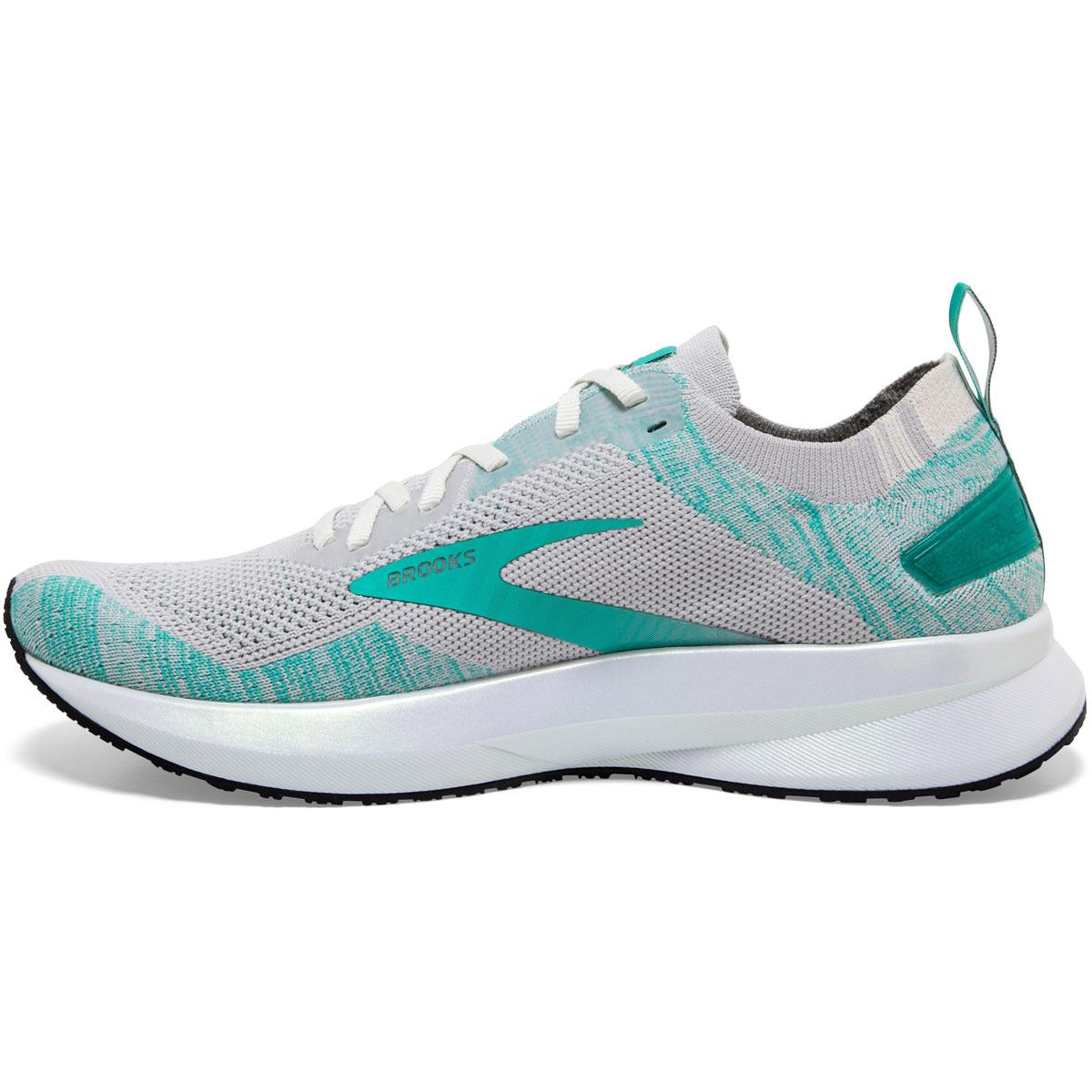 Women's Brooks Levitate 4 Running Shoe - Color: Antarctica/Atlantis/White - Size: 5.5 - Width: Regular, Antarctica/Atlantis/White, large, image 3
