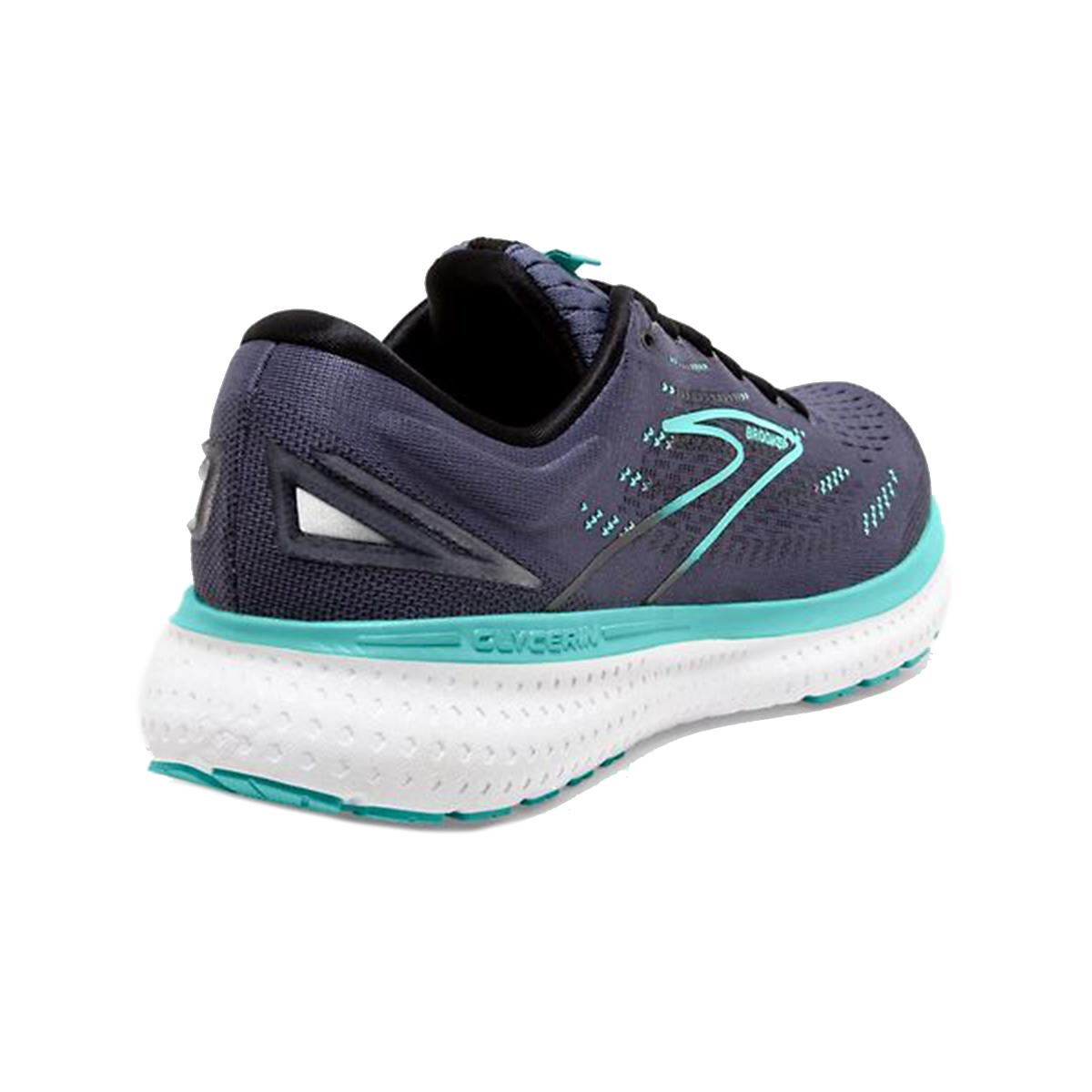 Women's Brooks Glycerin 19 Running Shoe - Color: Nightshadow/Bla - Size: 5 - Width: Regular, Nightshadow/Bla, large, image 4