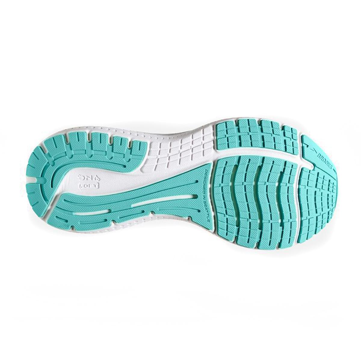 Women's Brooks Glycerin 19 Running Shoe - Color: Nightshadow/Bla - Size: 5 - Width: Regular, Nightshadow/Bla, large, image 6