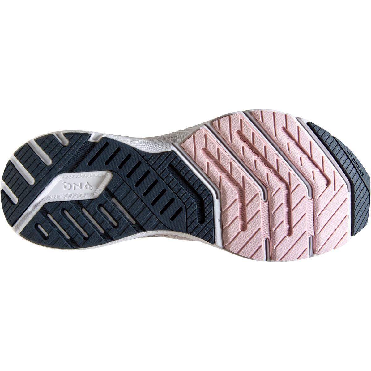 Women's Brooks Launch GTS 8 Running Shoe - Color: Primrose/Ombre - Size: 5 - Width: Regular, Primrose/Ombre, large, image 3