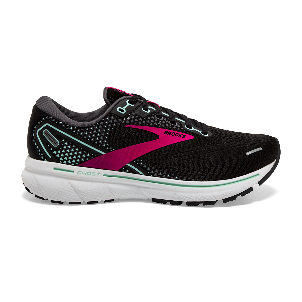 Women's Brooks Ghost 14 Running Shoe, , large, image 1