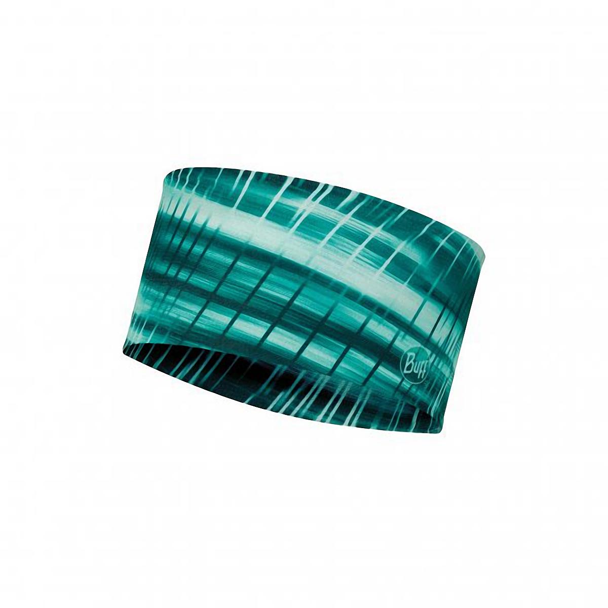Buff Coolnet UV+ Headband - Color: Keren Turquoise, Keren Turquoise, large, image 1