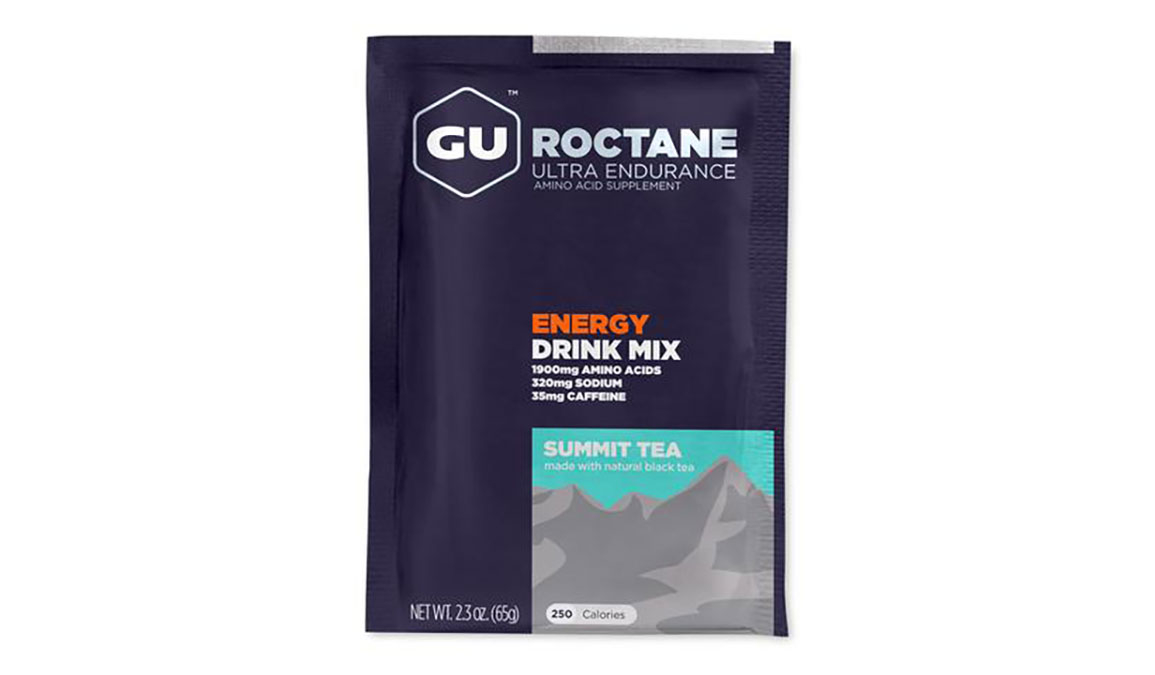 GU Roctane Energy Drink Mix - Flavor: Summit Tea - Size: Box of 10, Summit Tea, large, image 1