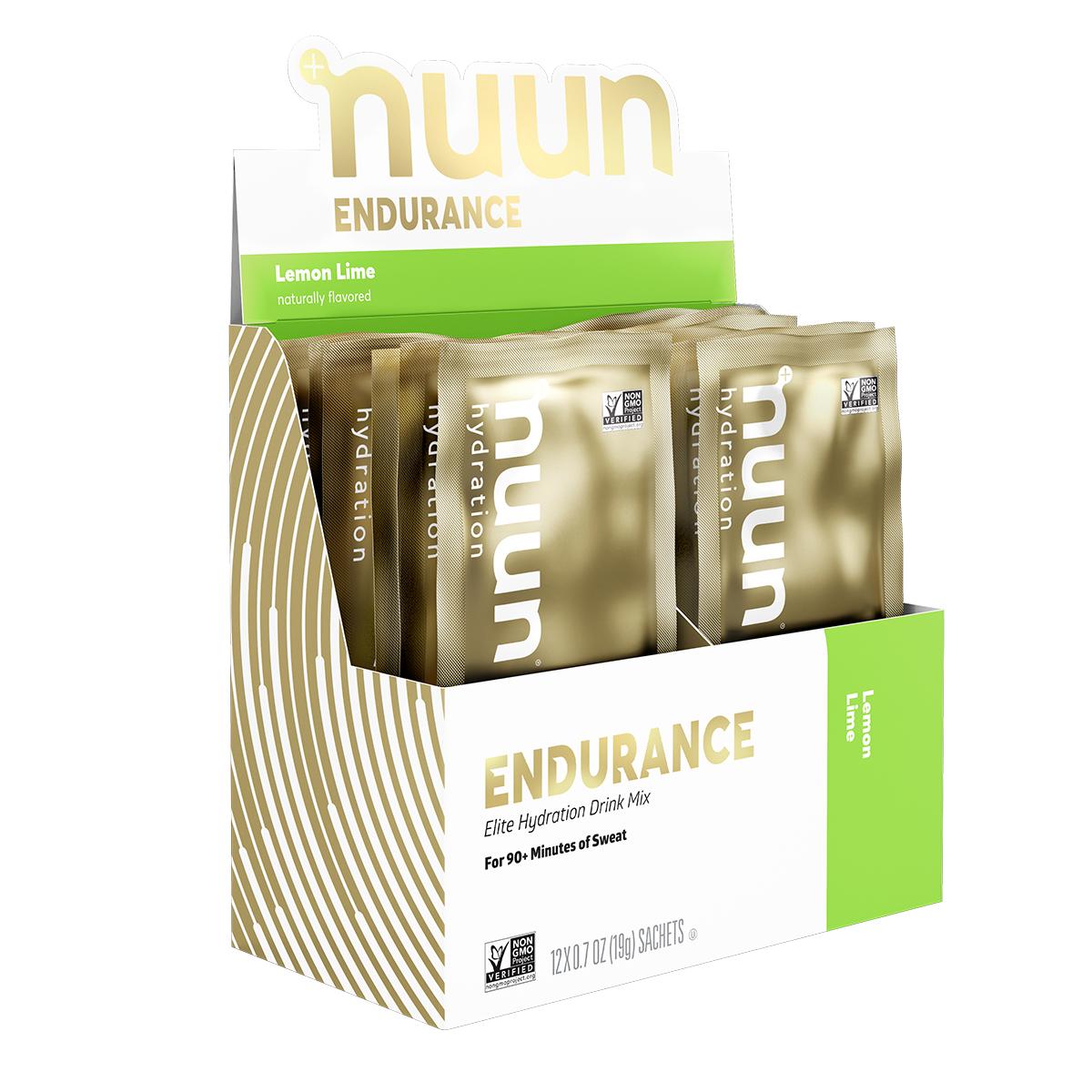 Nuun Endurance Drink Mix - Flavor: Lemon Lime - Size: 16 Servings, Lemon Lime, large, image 1
