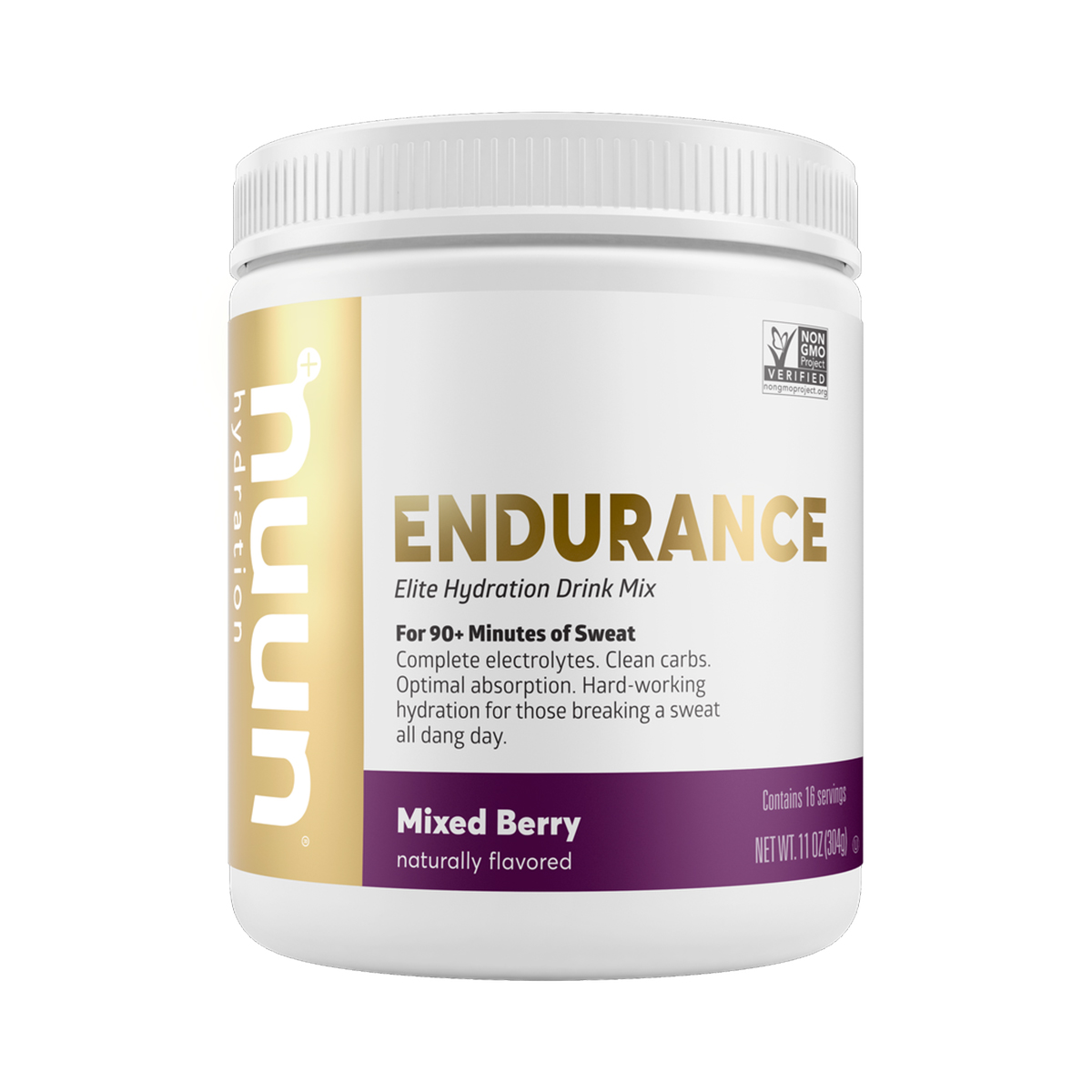 Nuun Endurance Drink Mix - Flavor: Mixed Berry - Size: Box of 12, Mixed Berry, large, image 1