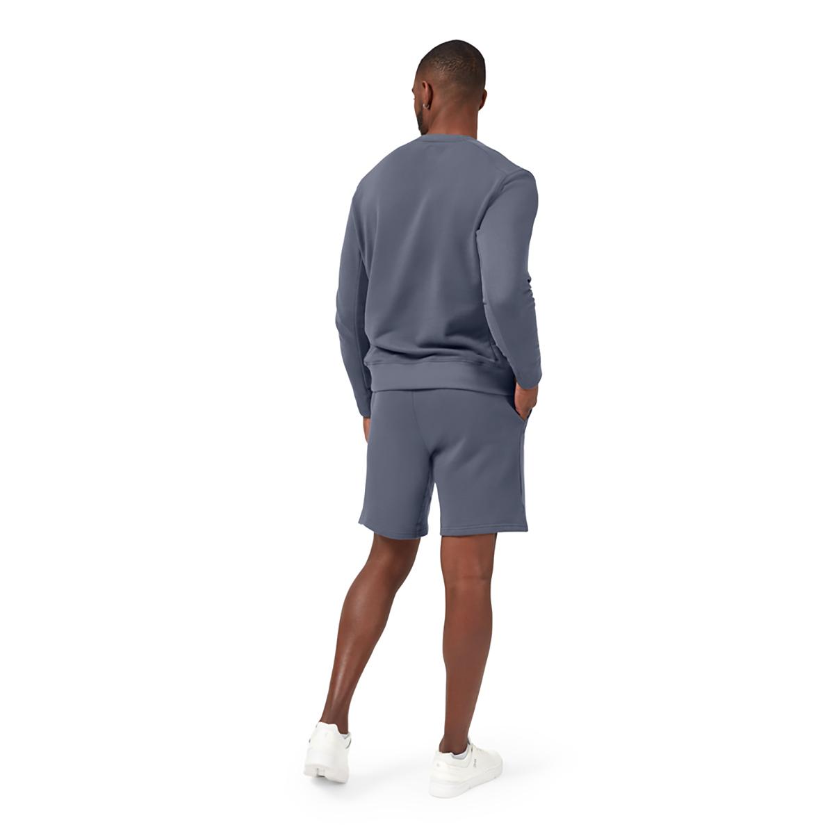 Men's On Sweat Shorts - Color: Dark - Size: S, Dark, large, image 2