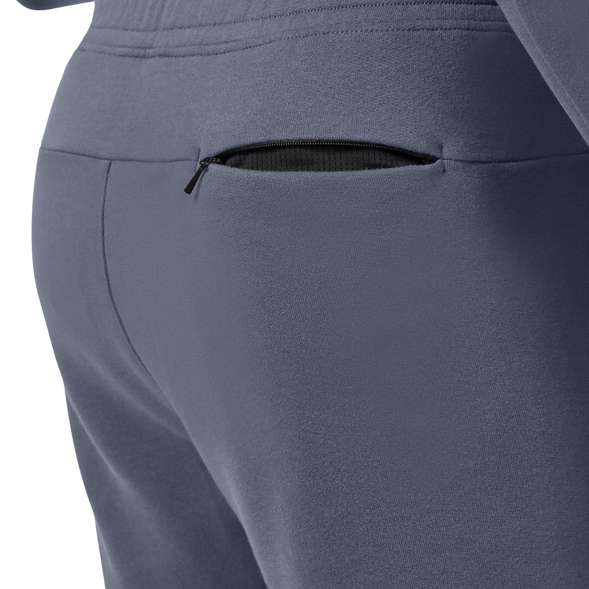 Men's On Sweat Shorts - Color: Dark - Size: S, Dark, large, image 4