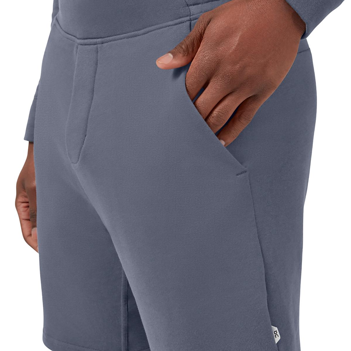 Men's On Sweat Shorts - Color: Dark - Size: S, Dark, large, image 5