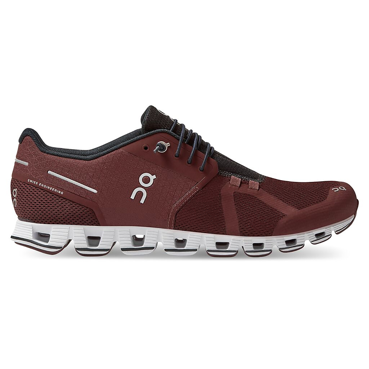 Men's On Cloud Lifestyle Shoe - Color: Ox/White - Size: 7 - Width: Regular, Ox/White, large, image 1