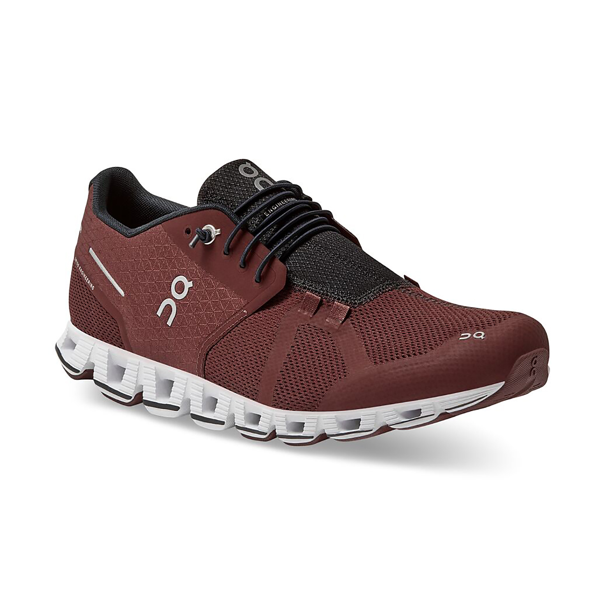 Men's On Cloud Lifestyle Shoe - Color: Ox/White - Size: 7 - Width: Regular, Ox/White, large, image 5