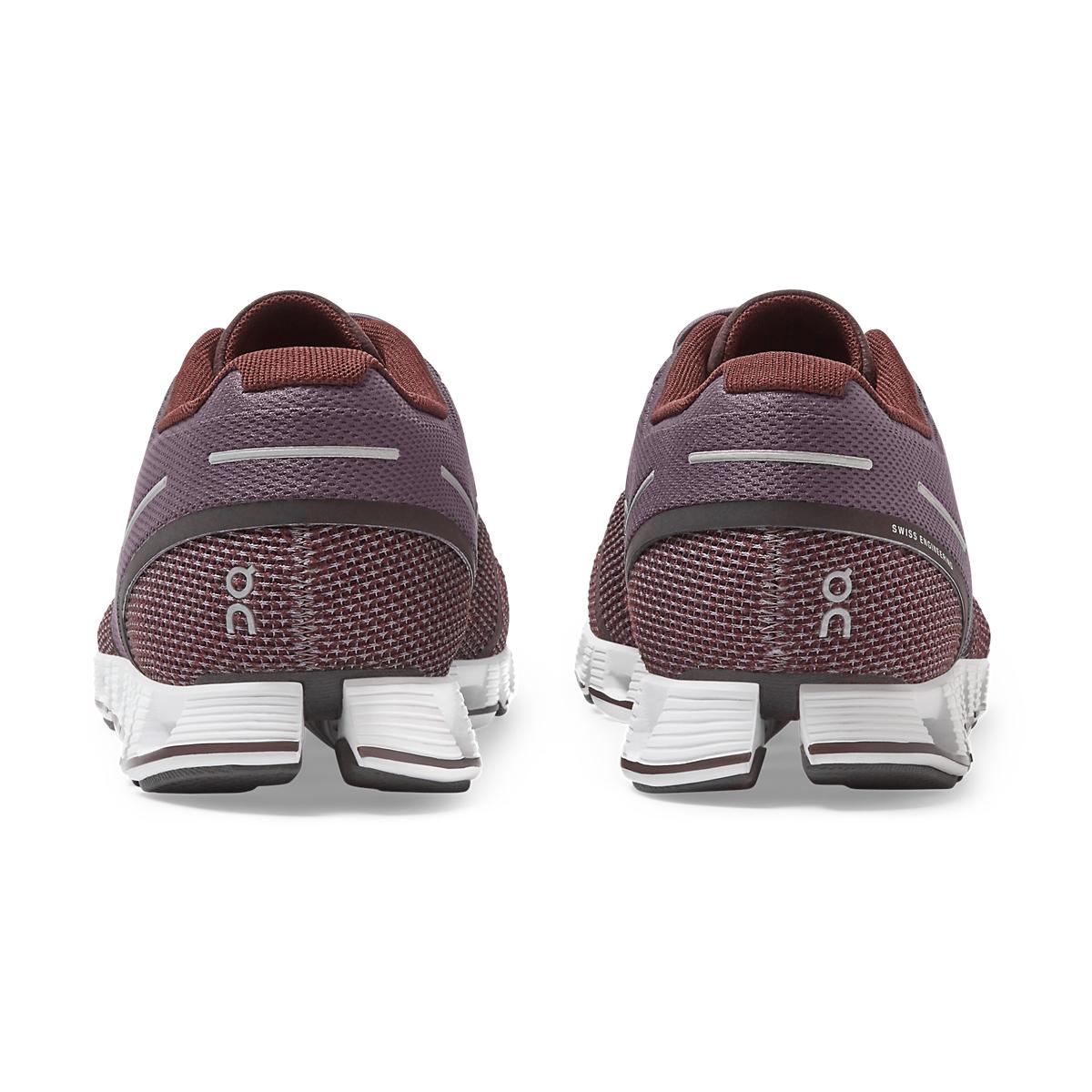 Men's On Cloud Running Shoe - Color: Pebble/Raisin - Size: 7.5 - Width: Regular, Pebble/Raisin, large, image 3