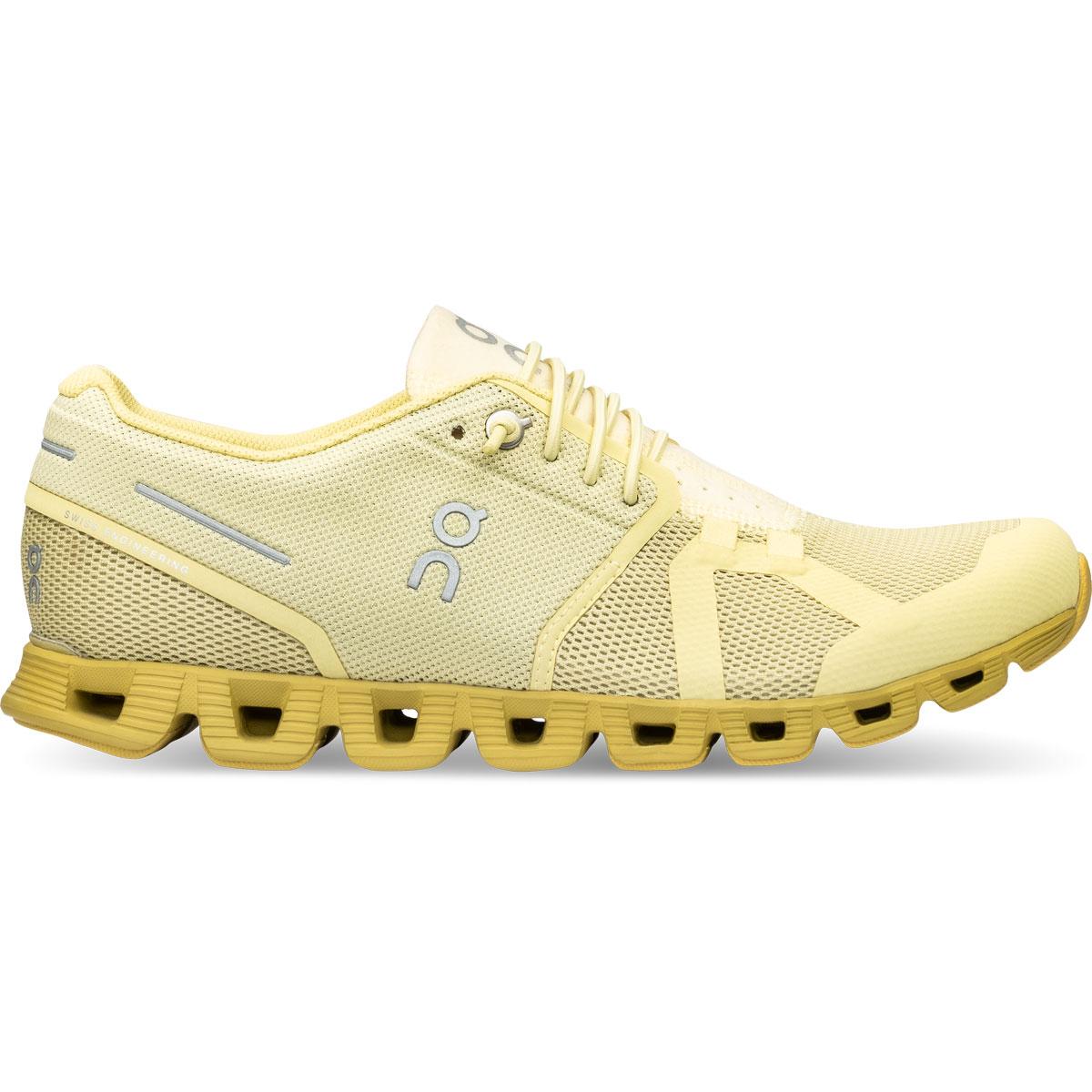 Women's On Cloud Monochrome Running Shoe - Color: Endive - Size: 5 - Width: Regular, Endive, large, image 1