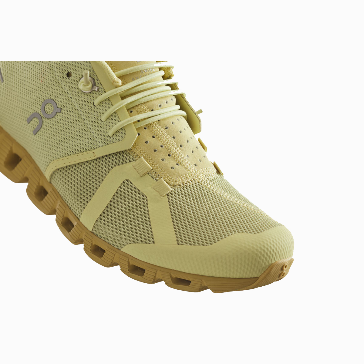 Women's On Cloud Monochrome Running Shoe - Color: Endive - Size: 5 - Width: Regular, Endive, large, image 2