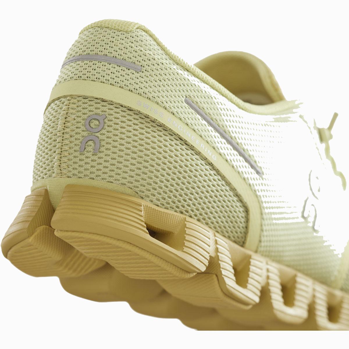 Women's On Cloud Monochrome Running Shoe - Color: Endive - Size: 5 - Width: Regular, Endive, large, image 4