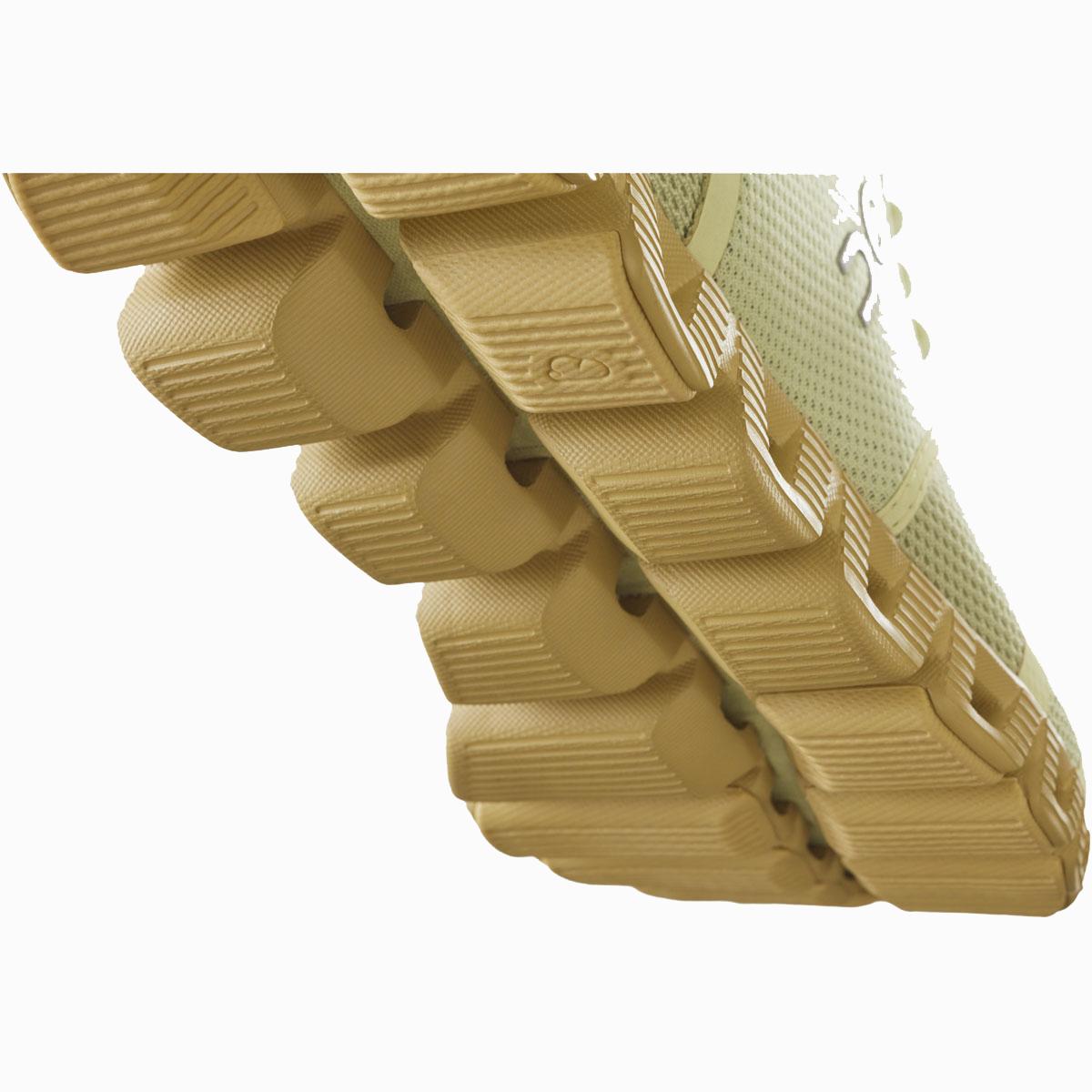 Women's On Cloud Monochrome Running Shoe - Color: Endive - Size: 5 - Width: Regular, Endive, large, image 5