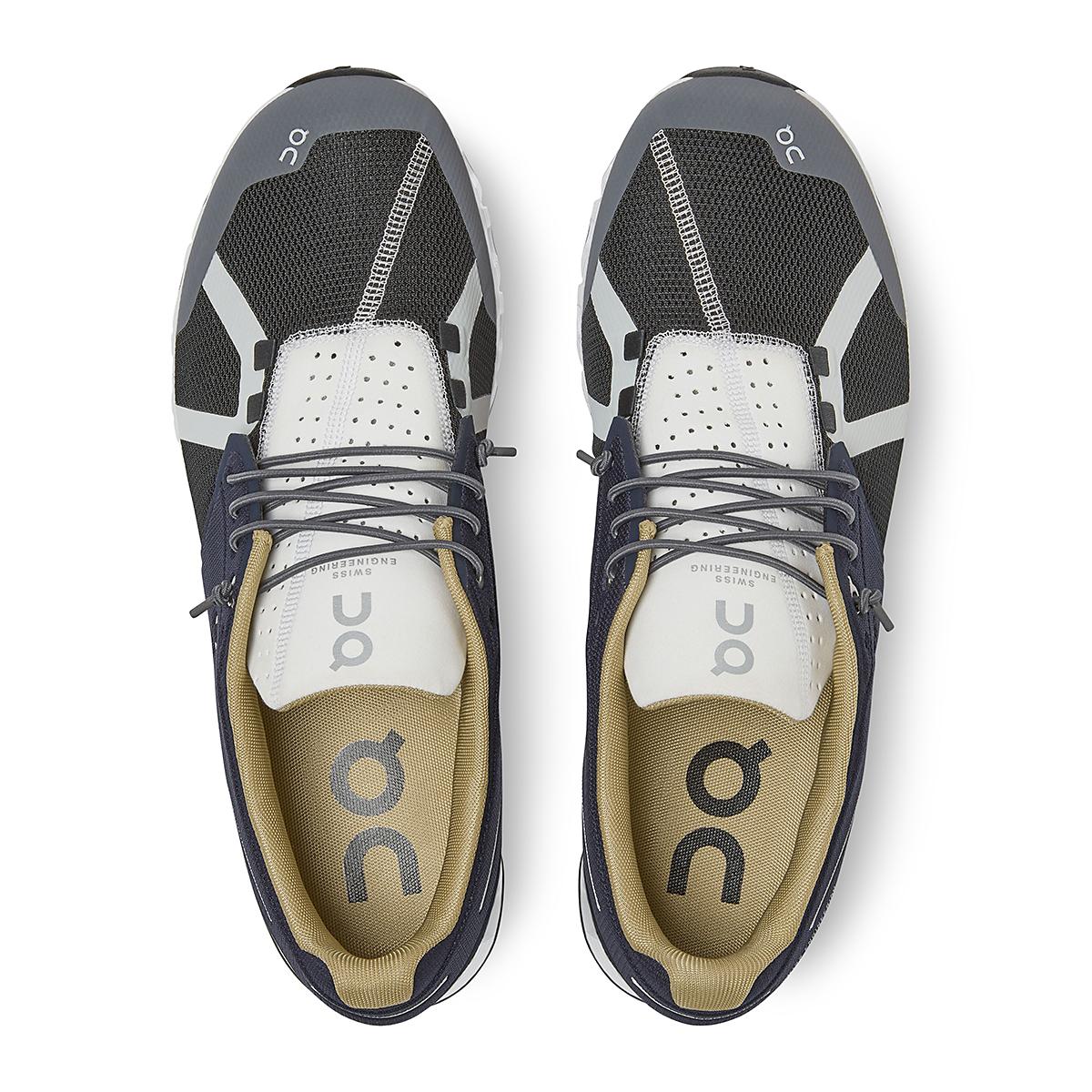 Men's On Cloud 70/30 Lifestyle Shoe - Color: Ink/Black - Size: 7 - Width: Regular, Ink/Black, large, image 3