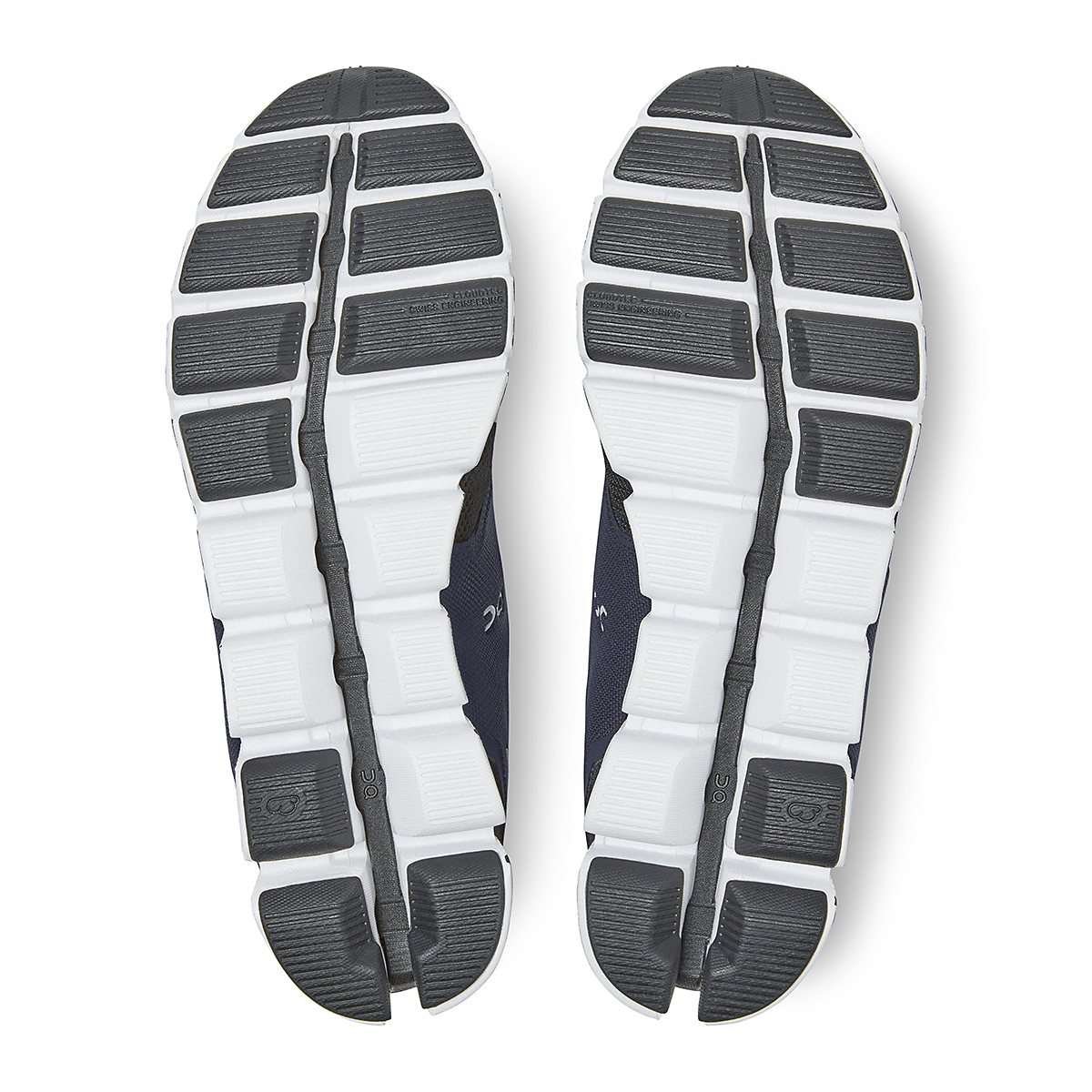 Men's On Cloud 70/30 Lifestyle Shoe - Color: Ink/Black - Size: 7 - Width: Regular, Ink/Black, large, image 4