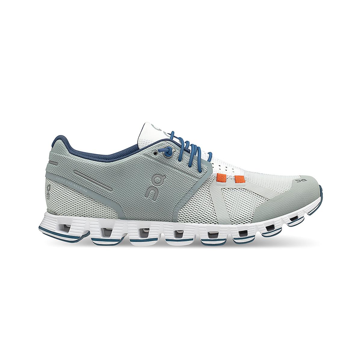 Women's On Cloud 70/30 Lifestyle Shoe - Color: Mist/Sapphire - Size: 5.5 - Width: Regular, Mist/Sapphire, large, image 1