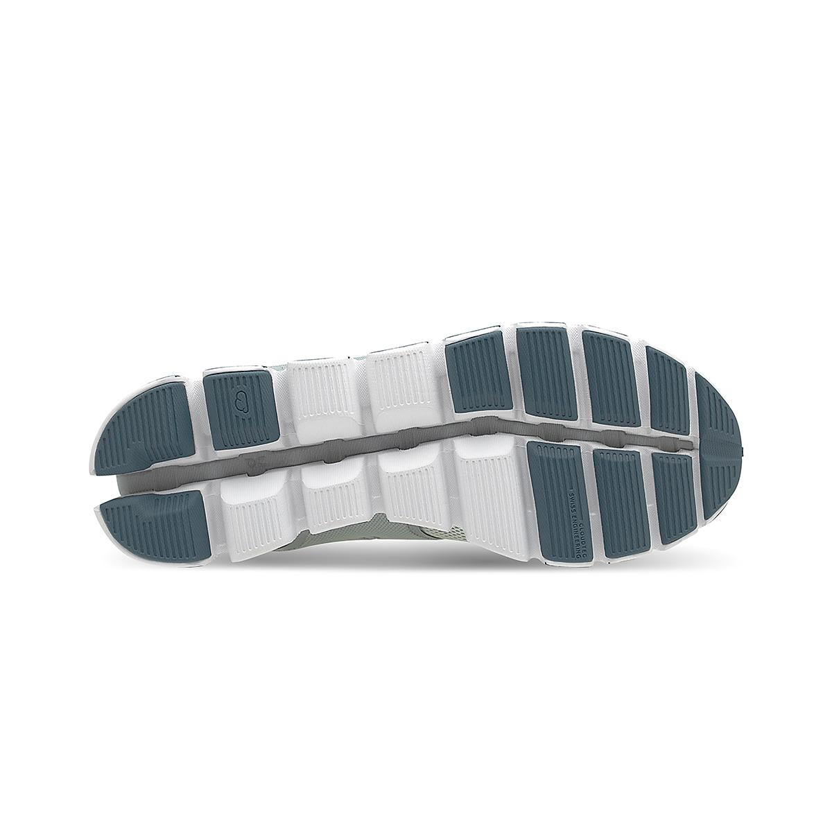 Women's On Cloud 70/30 Lifestyle Shoe - Color: Mist/Sapphire - Size: 5.5 - Width: Regular, Mist/Sapphire, large, image 2