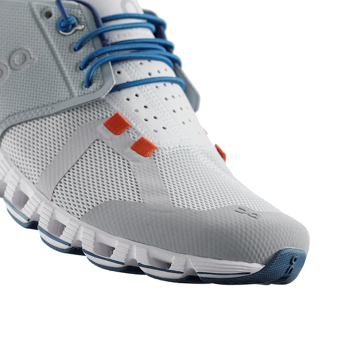 Women's On Cloud 70/30 Lifestyle Shoe - Color: Mist/Sapphire - Size: 5.5 - Width: Regular, Mist/Sapphire, large, image 3