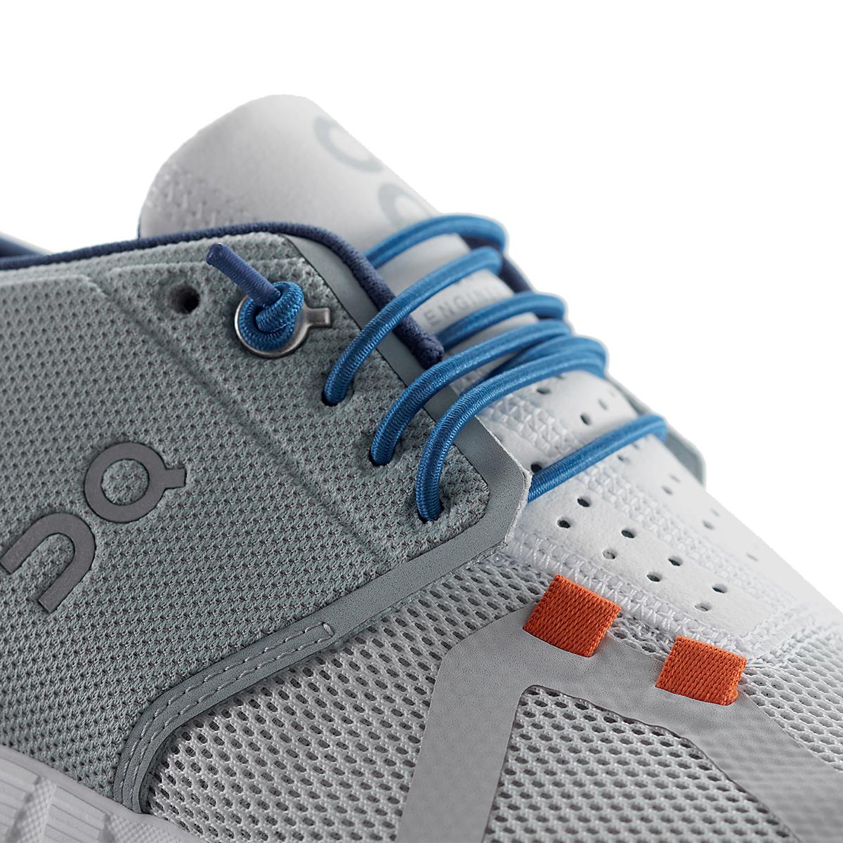 Women's On Cloud 70/30 Lifestyle Shoe - Color: Mist/Sapphire - Size: 5.5 - Width: Regular, Mist/Sapphire, large, image 4