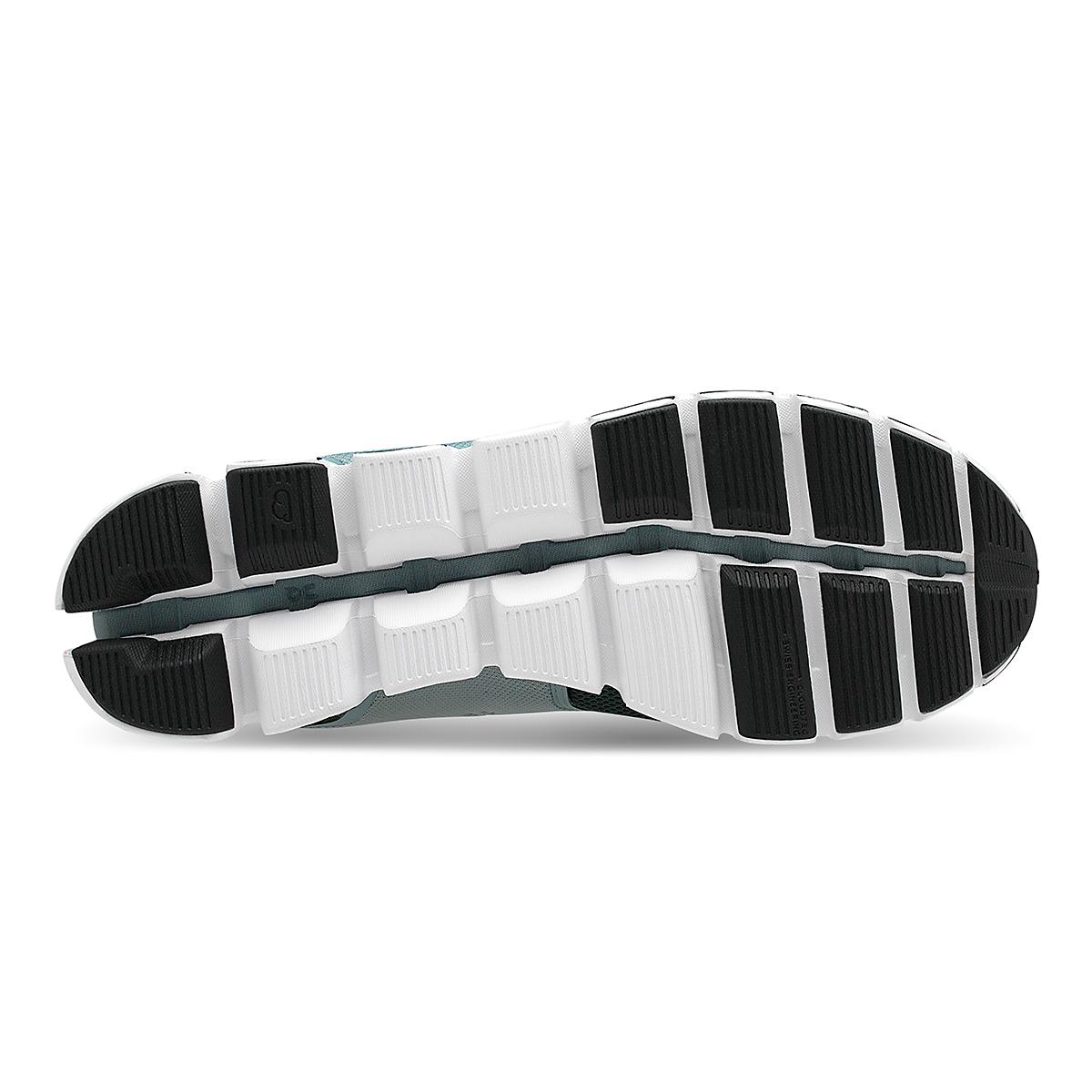 Men's On Cloud 70/30 Lifestyle Shoe - Color: Cobble/Jungle - Size: 7 - Width: Regular, Cobble/Jungle, large, image 2