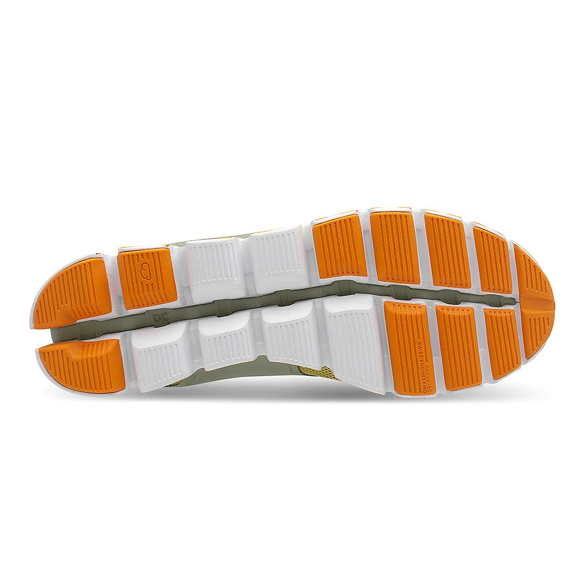 Men's On Cloud 70/30 Lifestyle Shoe - Color: Leaf/Mustard - Size: 7 - Width: Regular, Leaf/Mustard, large, image 2